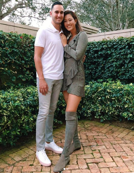 Michelle Wie and Jonnie West Engaged