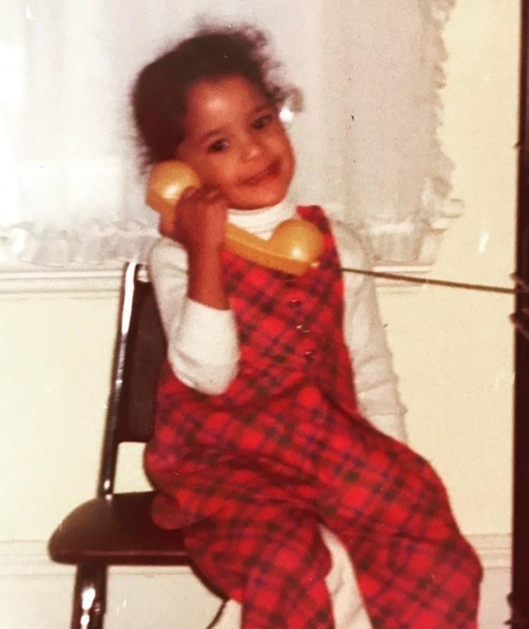 Claudia Jordan young
