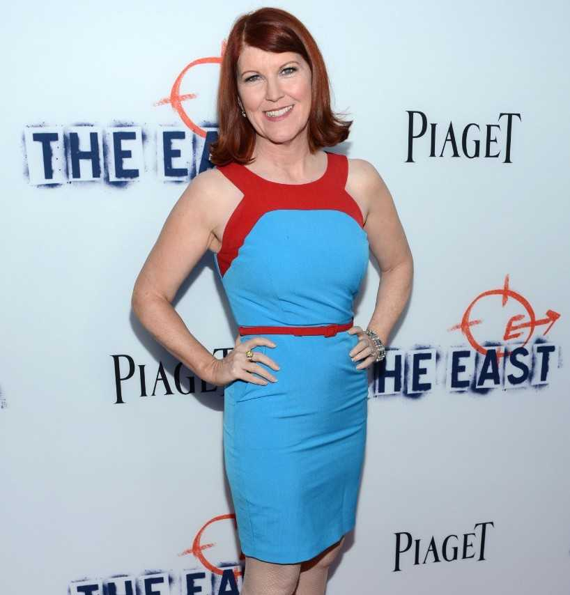 Kate Flannery Career