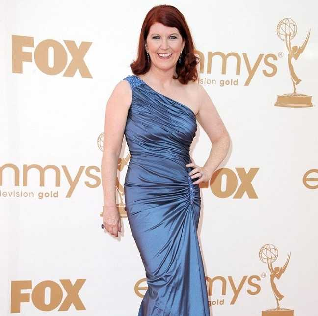 Kate Flannery Early Life