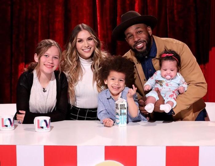 Stephen Boss family