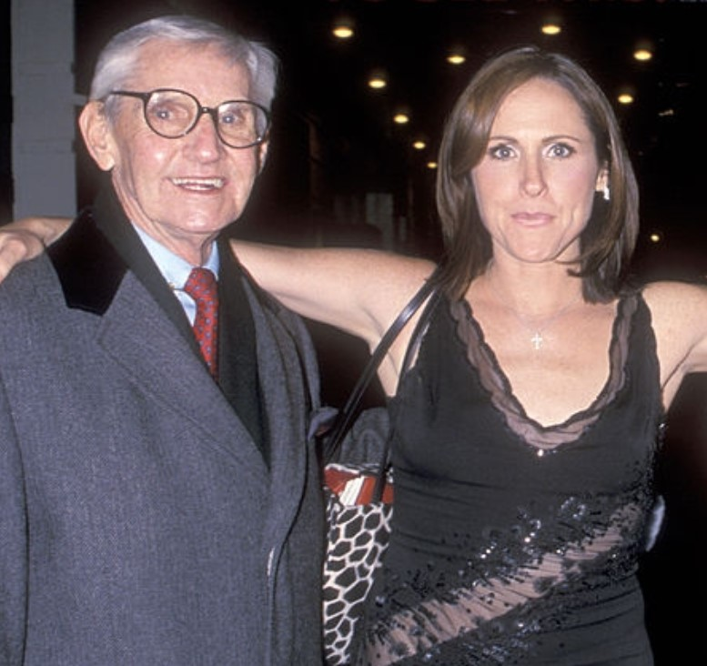 Molly Shannon father