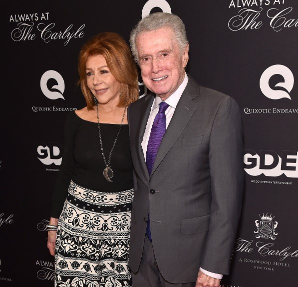 Regis Philbin Wife