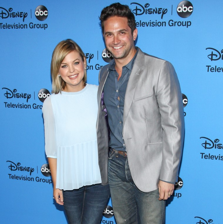 Kirsten Storms husband