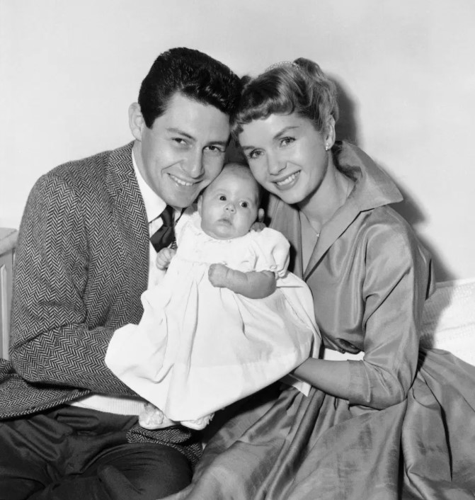 Carrie Fisher parents