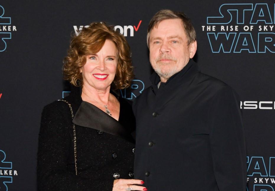 Mark Hamill wife