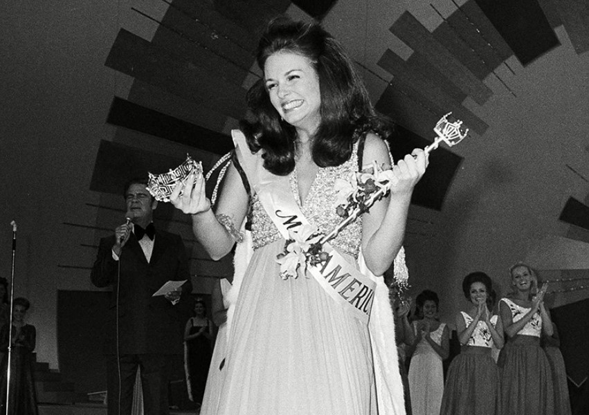 Phyllis George Pageant
