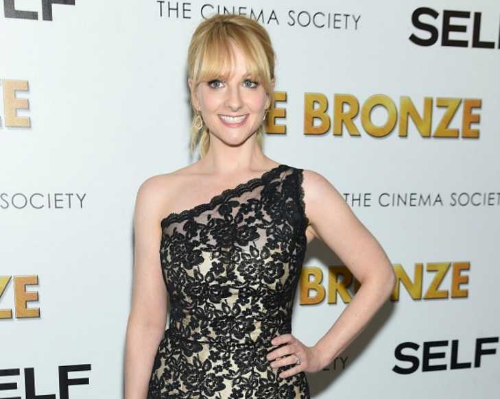 Melissa Rauch Height