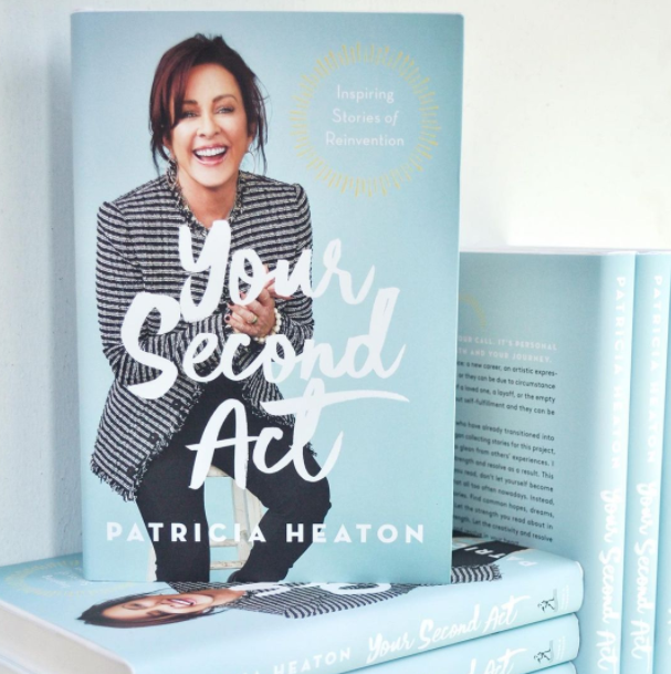 Patricia Heaton Book 'Your Second Act'