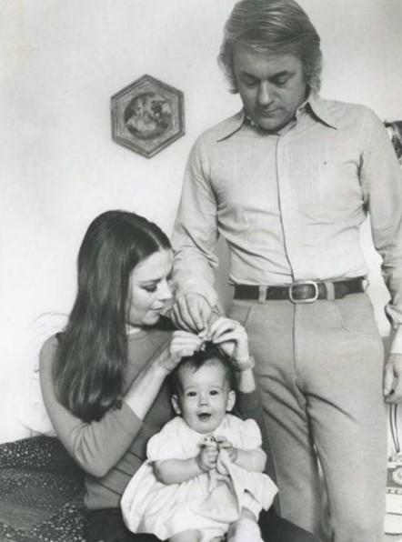 natasha gregson wagner parents