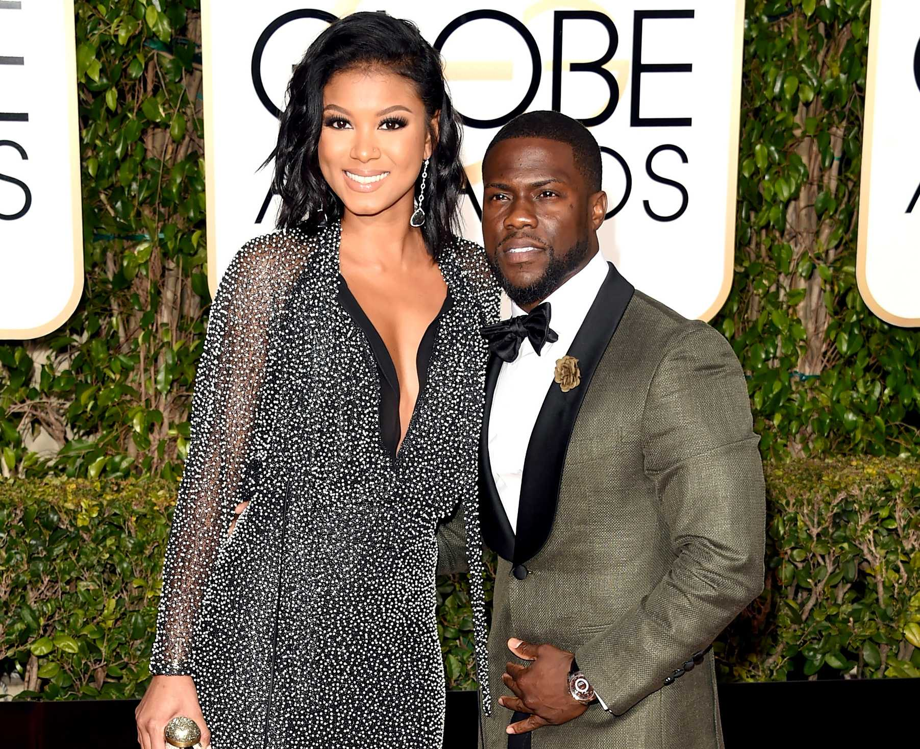 Kevin Hart Wife