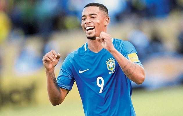 Gabriel Jesus Net Worth
