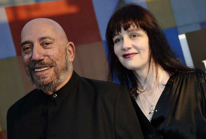 Susan L. Oberg and Sid Haig