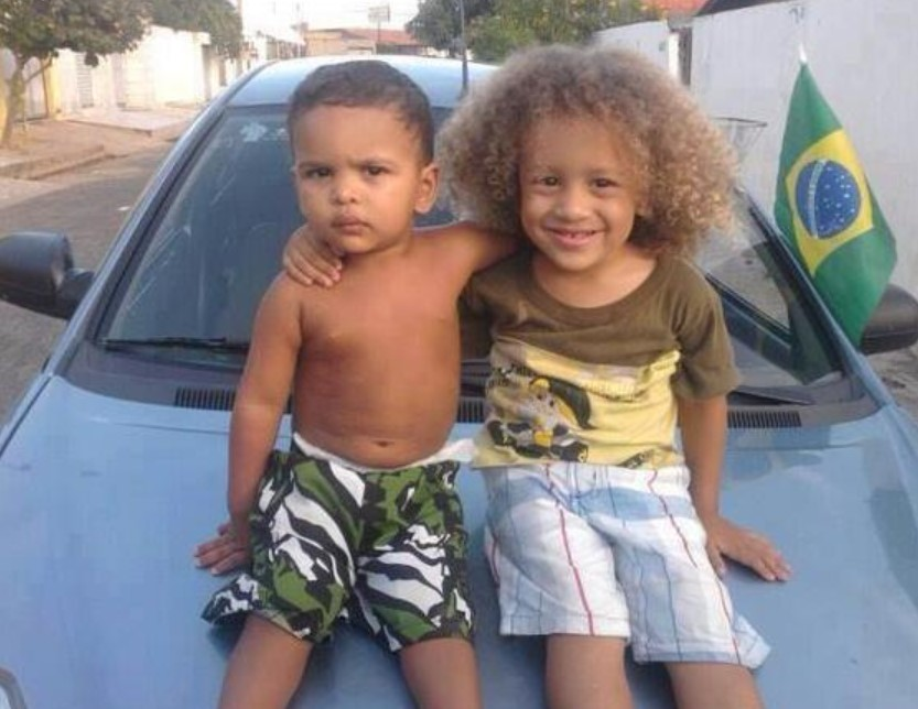 Thiago Silva young