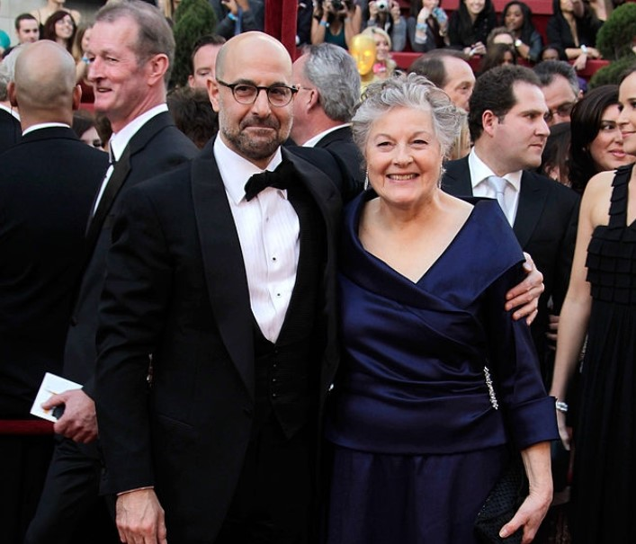 Stanley Tucci mother
