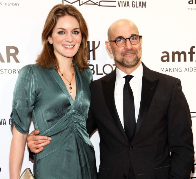 Stanley Tucci Family