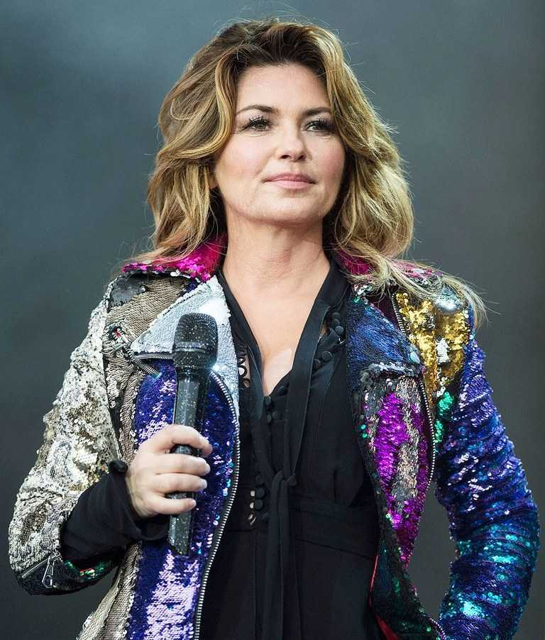 Shania Twain Career