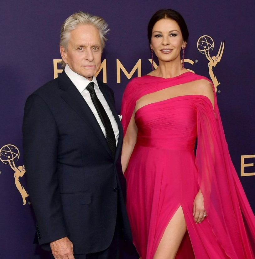 Catherine Zeta-Jones husband