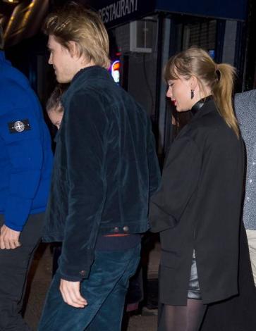 Joe Alwyn and Taylor Swift hidden romance