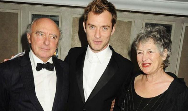 Jude Law parents