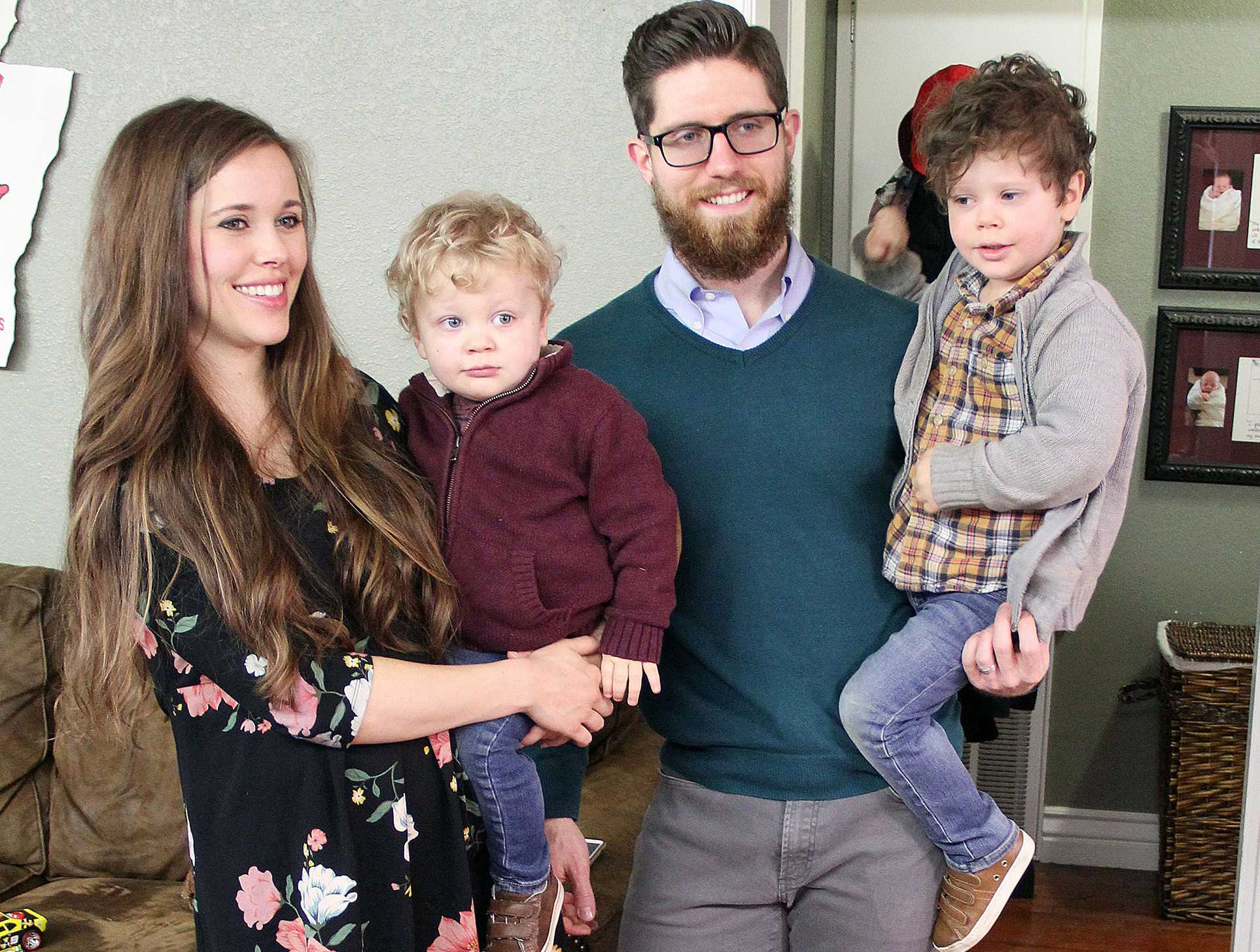 Jessa Duggar CHildren