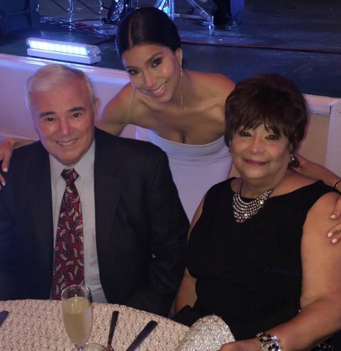 Roselyn Sanchez parents