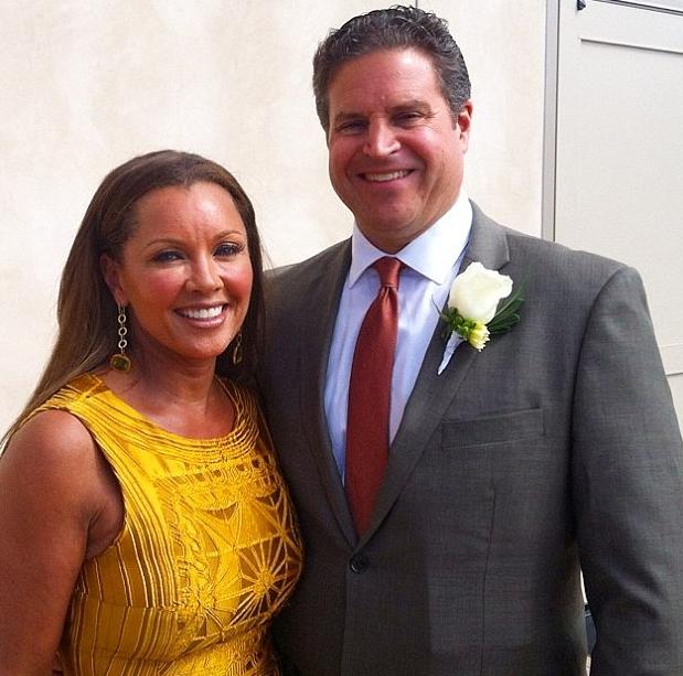 Vanessa Williams and her husband, Jim Skrip