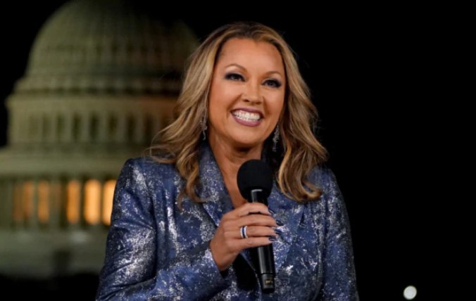 Vanessa Williams sings 'Black National Anthem' at A Capitol Fourth Event