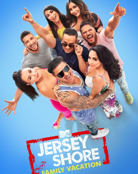 Vinny Guadagnino appeared in Jersey Shore: Family Vacation in 2018