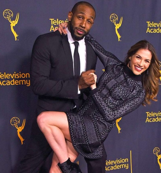 Allison holker married
