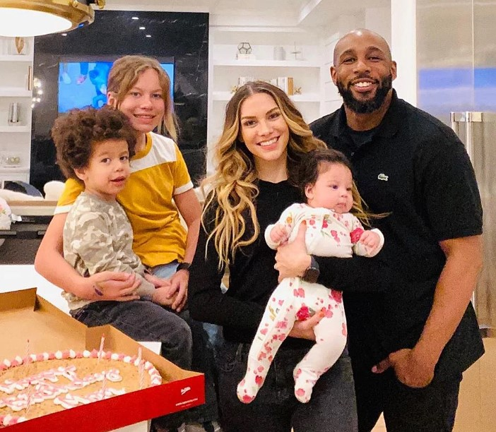 Allison holker family
