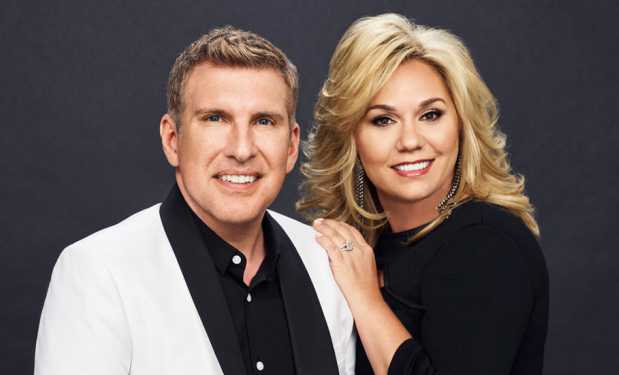 Julie Chrisley Husband