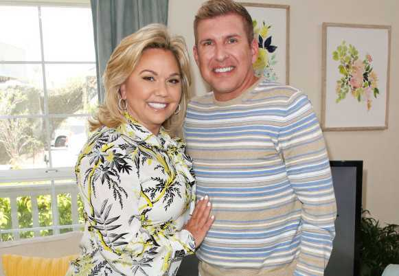 Julie Chrisley Married