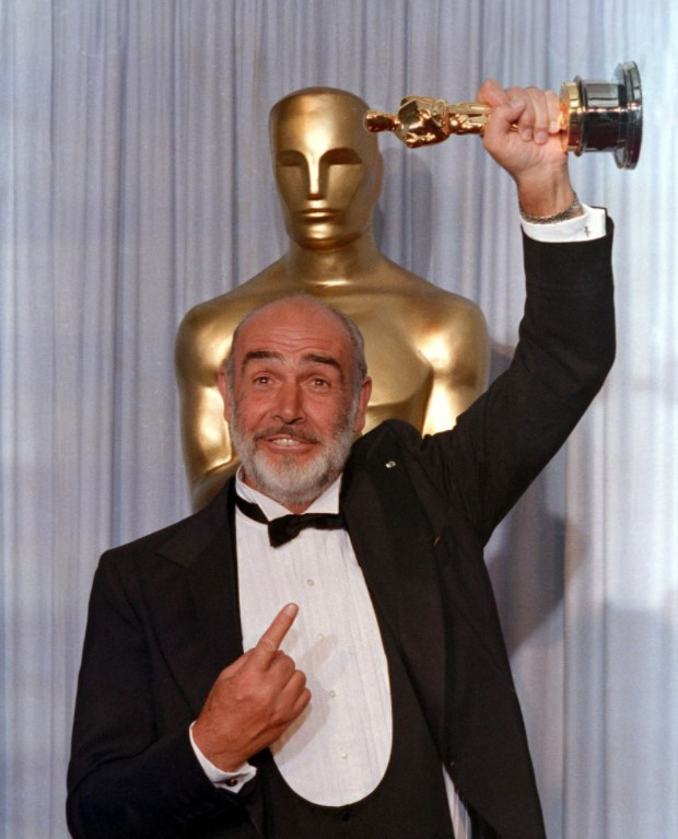 Sean Connery awards