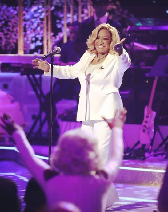Patti LaBelle  Singing Career