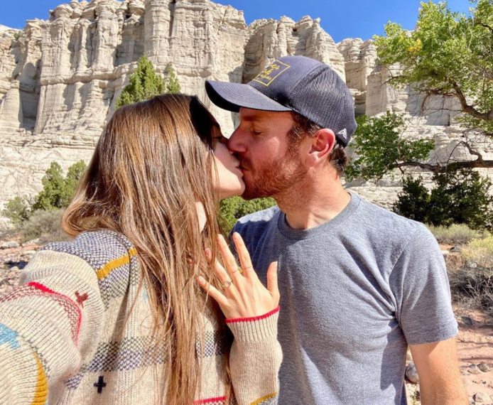 Lily Collins gets engaged to director Charlie McDowell