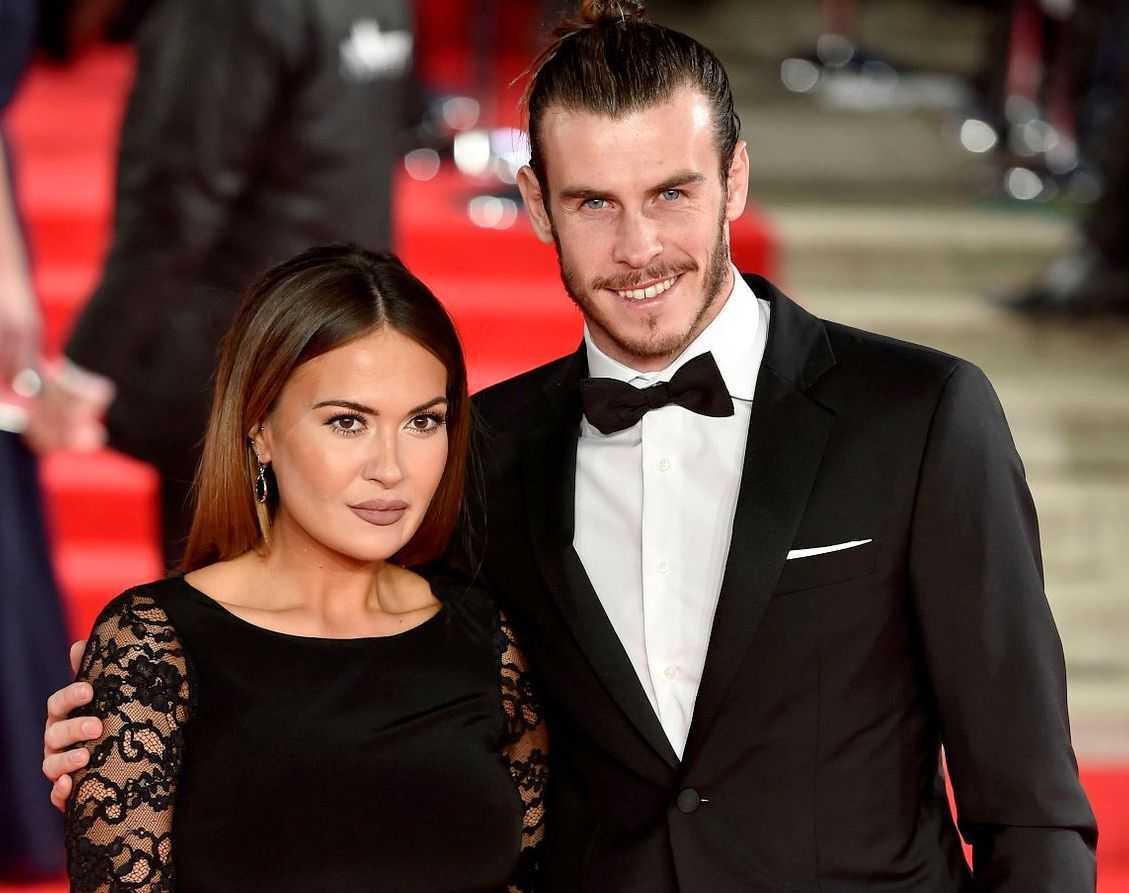 Gareth Bale Wife