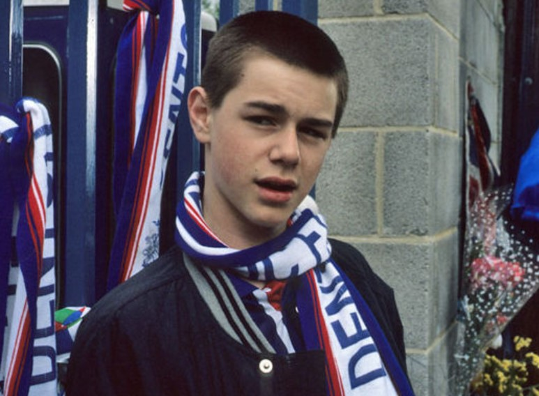 Danny Dyer young