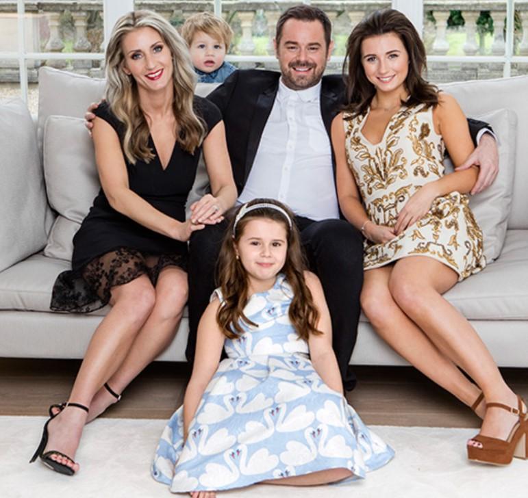 Danny Dyer family