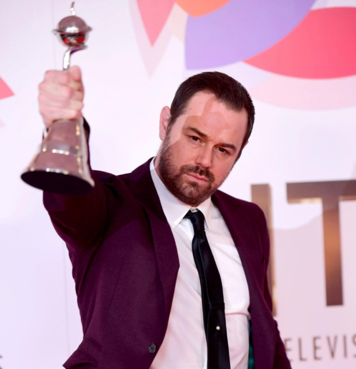 Danny Dyer awards