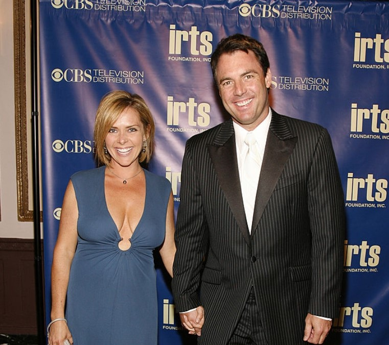 Mark Steines married