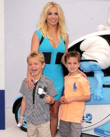 Britney Spears son