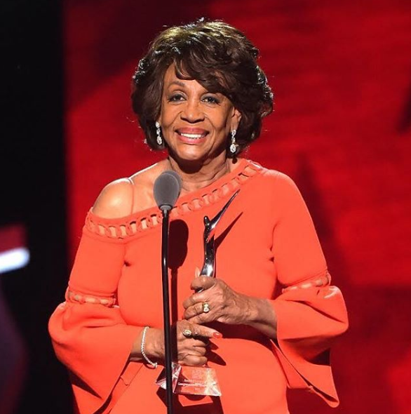 Maxine Waters Honor