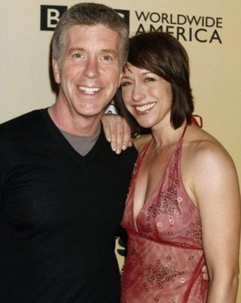 Tom Bergeron married
